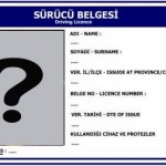 02 Ocak 2013 Ehliyet sınav sonuçları